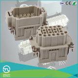 High-Density вставка 18p 500V/16A Male-Female для сверхмощного разъема