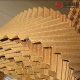 Pista de la refrigeración por evaporación con el papel acanalado de la fibra (7090)