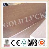 Triplex Okoume Van uitstekende kwaliteit van het Geluk van Qingdao het Gouden voor Verkoop