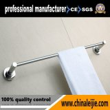 Rustproof Bathroom Acier inoxydable Single Towel Bar