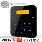 Het draadloze GSM van de Inbreker van het Huis Systeem van het Alarm van de Veiligheid met identiteitskaart van het Contact