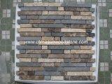 Mosaicos del mármol y de la piedra caliza