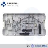 Conjunto cervical anterior del instrumento del sistema del laminado de Canwell, conjunto del instrumento de la espina dorsal