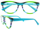 Рамка 2016 Handmade Eyeglasses сбор винограда оптически рамок ацетата