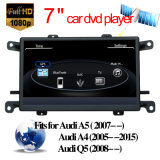 Audi A6l/Q7 (HL-8861GB)를 위한 차 Audio DVD Navigation