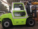 Un nuovo carrello elevatore diesel popolare Fd60 da 6 tonnellate