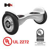 Vespa de equilibrio Hoverboard del uno mismo eléctrico de 2 ruedas con UL2272