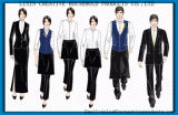Répandre les combinaisons de coton/uniformes/habillement/vêtements de travail
