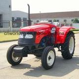 Tractor agricola Precio rueda de tractor con A / C cabina
