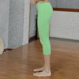 Desgaste de la gimnasia de la yoga de las mujeres secas del ajuste, desgaste del deporte, pantalones de la yoga