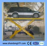 Automobile Lift Hydraulic Car Lift Scissor Car Lift con CE