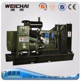 De Dieselmotor Elektrische Genset7 van Weichai 200kw 250kVA Ricardo Series