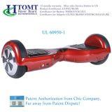 Scooter électrique intelligent de panneau d'équilibre d'individu de constructeur de Shenzhen