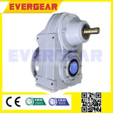 Мотор shaftgear параллели редуктора шестерни серии f установленный валом