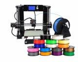 iniezione da tavolino di Fdm del kit della macchina DIY della stampante 3D mini 3D modellata con esattezza dell'Auto-Assemblea fuori linea di stampa dello schermo dell'affissione a cristalli liquidi alta (nave dagli Stati Uniti, Europa, Cina)