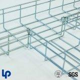 Lepinの電流を通す鋼線の網のケーブル・トレー