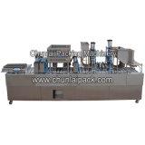 Máquina de relleno modificada para requisitos particulares del lacre de la taza