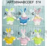 """3 de """" presentes 3asst da decoração de Easter do tinir da galinha H"""