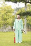 Procès de prêtres de loisirs du ressort des femmes de Chi de Wudang Tai et du lin textile d'été