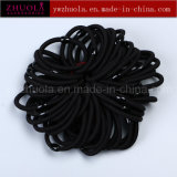 Schwarzes elastisches Haar-Band