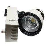 35W LED Design COB LED Track Spotlight voor Ceiling (s-L0001)