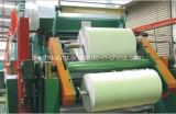 Cadena de producción de papel (de piedra) sintética