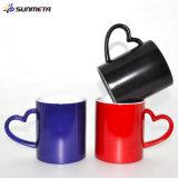 Prezzo magico SKB05E della tazza della tazza di ceramica del cambiamento di colore di sublimazione di Freesub