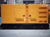 Генераторы высокого качества 313kVA/250kw малошумные Cummins тепловозные (NTA855-G1B) (GDC250*S)