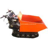 Venta al por mayor de la fábrica 9HP 500kgs Mini Dumper, Mini Dumper Crawler, Dumper Mini (500B)