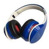 Écouteur sans fil stéréo pliable de Bluetooth d'écouteur de qualité