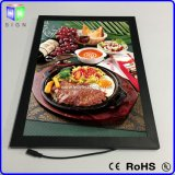 Acrylic Sheet LED Menu Boardの急なFrame LED Picture Frame