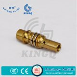 Kingq Binzel 15ak Conical Copper Gas MIG Welding Torch Nozzle