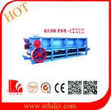 China-neue Technologie-Lehm-Ziegelstein, der Maschinerie herstellt