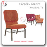 Chaises se reposantes oranges confortables utiles de communion (JC-68)