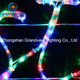"살아움직이는듯한 290cm Wide LED Multi Colours ""명랑한 Christmas"" Motif Rope Lights"
