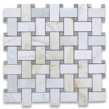 Verschiedene Arten des Mosaik-Musters für Wand-Dekoration