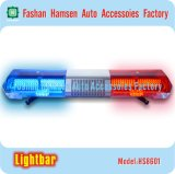 LED High Brightness Emergency Light Police Fire Warning Lightbar mit Siren und Speaker