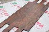 金の鶏Wingwoodの純木のフロアーリング