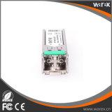 CISCO 100% GLC-FE-100ZX kompatibles 100Base ZX LC, 80 Kilometer, 1550 nm SFP Lautsprecherempfänger mit DDM Funktions-Lieferanten in Shenzhen China