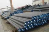Tubo de acero inconsútil de A106 Dn150 Od para el petróleo y el gas