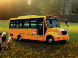 Auto escolar do diesel de Sunlong Slk6800