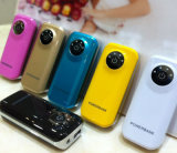 安い価格の携帯用電話充電器5200mAhはロゴの印刷を解放する