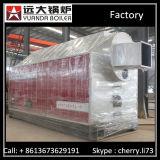 Caldeira despedida da caldeira de vapor do carvão industrial para a fabricação do vestuário
