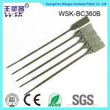 Da segurança plástica da manufatura da fábrica do selo de Anhui selo plástico do fecho de correr (PP)