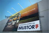 PVC Banner (500dx500d 9X9 440g) di Frontlit Exhibition Display Canvas