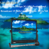 3G-Sdi Input 15 монитор дюйма TFT LCD
