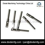 componente mecânico da peça do CNC