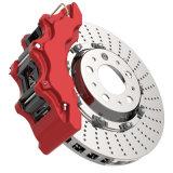 Disques encochés forés de frein adaptés pour Volvo ISO9001