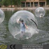prezzo gonfiabile delle sfere di Zorb dell'acqua del raggruppamento del PVC/TPU di 0.7~1.0 millimetri