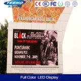 옥외 고품질 발광 다이오드 표시 풀 컬러 P6